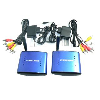 8G AV Sender Video STB Wireless Sharing Device Transmitter Receiver