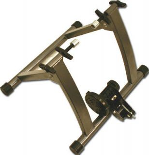 INDOOR STATIONARY BIKE TRAINER EXERCISE BICYCLE STAND