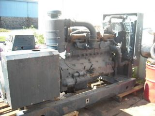 diesel engine generator in Business & Industrial