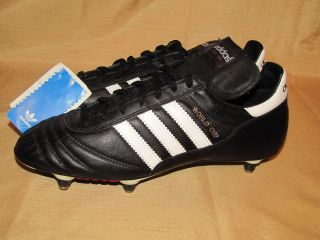 ADIDAS WORLD CUP SG FOOTBALL SOCCER BOOTS 2 SIZES LEFT 10 US & RIGHT