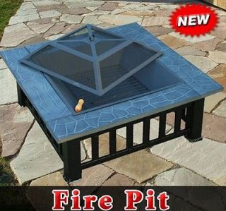 fire pit cover in Outdoor Cooking & Eating
