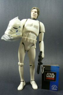 Star Wars Classic Han Solo as Stormtrooper action figurine doll