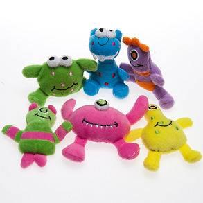 little monster party supplies