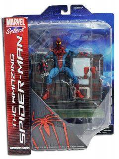 Marvel Select Movie Amazing Spider Man Action Figure 7