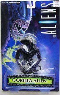 MOC GORILLA ALIEN ~ Aliens Movie Action Figure ~ Kenner 1996