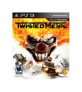 Newly listed Twisted Metal (1996) (Sony Playstation 3, 2011)