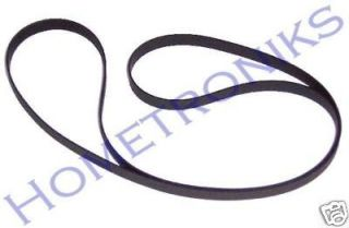 RUBBER TURNTABLE DRIVE BELT   FOR FISHER MT 100, MT 101