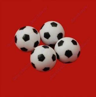 4pcs 32mm Soccer Table Foosball Ball Football Fussball