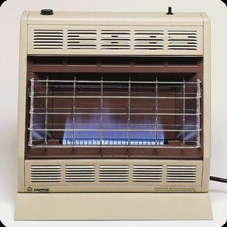 Empire BF 30 Blue Flame Vent Free Heater 30,000 BTU