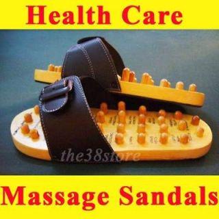 Cross Reflexology Foot Hand Body Massage Stick Tool small hot balm