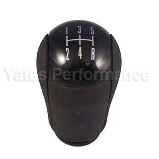 05,06,07,08,09 Ford Mustang GT V6 5spd Black Shift Knob