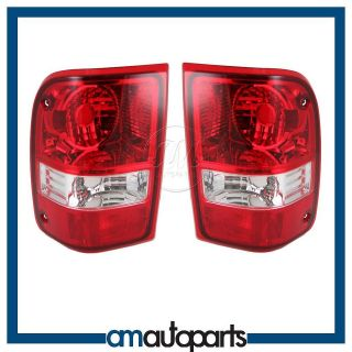 Taillight Taillamp Brake Stop Light Lamp Pair Set (Fits Ford Ranger