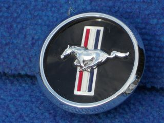 mustang pony center caps in Wheel Center Caps