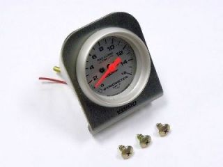 AIR FUEL RATIO AUTO 2 1/16 GAUGE METER POD HOLDER SILVE