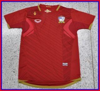 New Thailand National Football Team Jersey Shirt Soccer Tikot Away