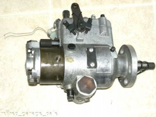 Chalmers 432 1484 STANADYNE DCO 3121 Fuel Injection Pump 1500 RPM NOS
