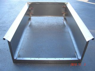 Late 1950 1952 Ford truck perimeter bed