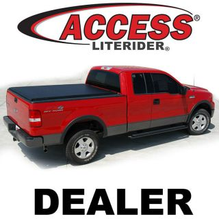 STEPSIDE Ford Access LiteRider Tonneau Truck Bed Cover (Fits F 150)