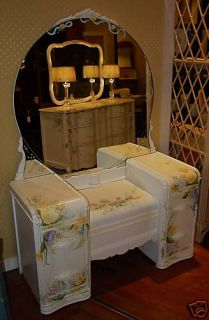 waterfall in Dressers & Vanities