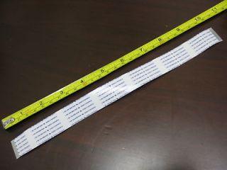 EUNSUNG E129545 AWM 2896 80C VW 1 4 20pin 20 White Flex Ribbon Cable