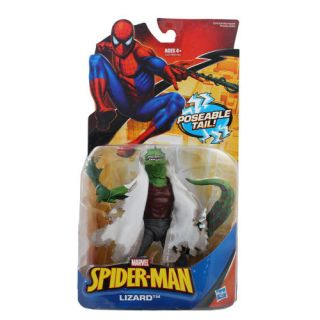 spiderman lizard toys in Comic Book Heroes