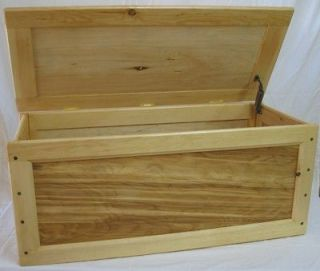 Childrens Wooden Toy Box Hope Chest Storage Chest Wooden Box Kid Baby