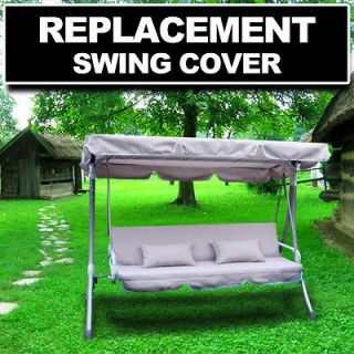 Garden Oasis 4 Person Glider Swing Replacement Canopy
