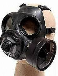 gas mask in Militaria