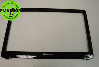 F120 NEW GENUINE Gateway NV55C LCD SCREEN FRONT BEZEL COVER
