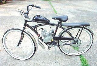 80CC MOTOR kits bicycle Motorized BIKE GAS ENGINE KIT MOPED big intake