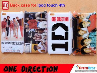 one direction ipod 4th generation case in Cell Phones & Accessories