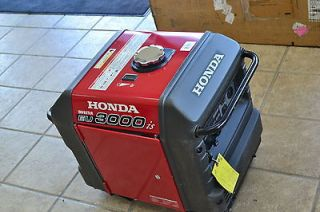 Newly listed Honda EU3000 Scratch and Dent 3000 Watt Generator