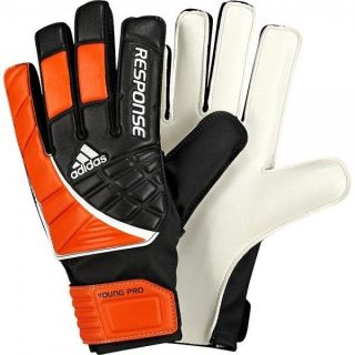 ADIDAS RESPONSE YOUNG PRO GOALKEEPER GLOVES 2012/13.