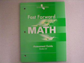 California Fast Forward Math Assessment Gd 0153770406