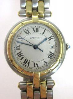 Newly listed Authentic CARTIER Panthere Vendome Ladys Quartz Wrist
