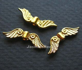 gold angel wings in Jewelry & Watches