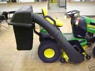 John Deere Rear Grass 2 Bagger 42 100 L110 LA105 L111