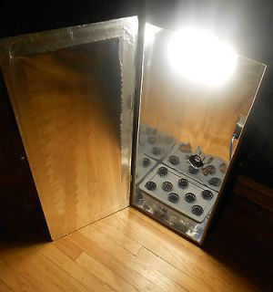 Stealth Hydroponic Grow Box PC Style Grow Cabinet Complete System XL 3