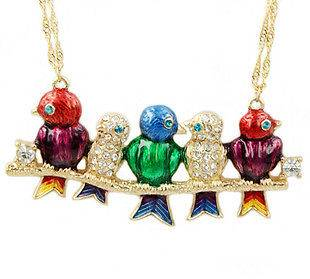 betsey johnson necklace in Fashion Jewelry