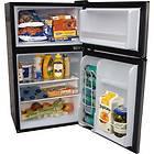 Haier 2 Door 3.3 cu ft Refrigerator Freezer Capacity Fridge Small