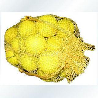 Nylon Mesh Nets Pouch Golf Table Tennis Ball Bag Holder 30 Balls Hold