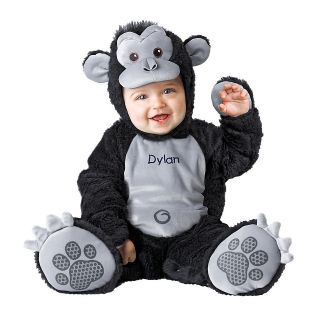 One Step Ahead Goofy Gorilla Halloween Costume for Baby or Toddler