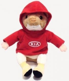 KIA HAMSTER BIG VERSION 10 TALL TEDDY BEAR STUFFED PLUSH TOY NEW