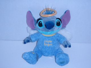STORE EXCLUSIVE LITTLE ANGEL SLEEPER LILO & STITCH PLUSH BEAN BAG DOLL
