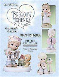 Precious Moments Figurines PRICE GUIDE COLLECTORS BOOK Love