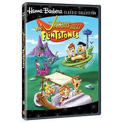 NEW dvd JETSONS MEET THE FLINTSTONES Hanna Barbera