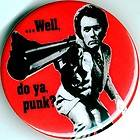 DIRTY HARRY MAGNUM FORCE 1.25 pin button badge magnet 1973 CLINT