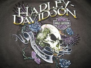 harley davidson womens sweatshirts in Clothing,