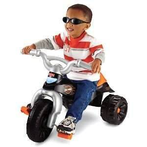 Price Harley Davidson Motorcycles ToughTricycle Kid Child Toy Bike NEW