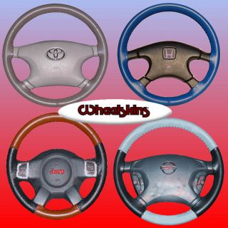Wheelskins Leather Steering Wheel Covers   DODGE   CHRYSLER